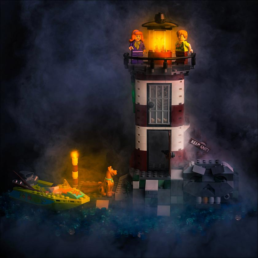 Обзор набора  LEGO 75903 Haunted Lighthouse