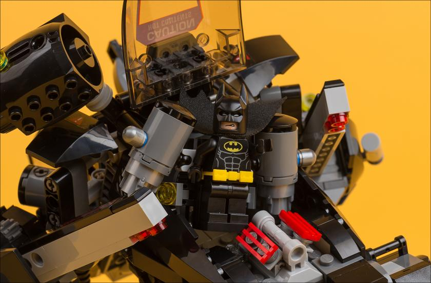 Фотообзор набора The Batman Lego Movie 70908 The Scuttler