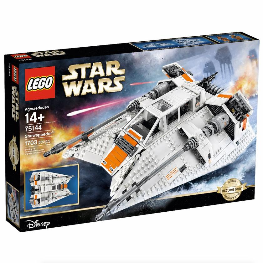 Пресс-релиз Star Wars 75144 Snowspeeder™